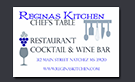 Reginas Kitchen