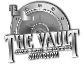 The Vault Classic Muscle and Exotic Car Showroom
