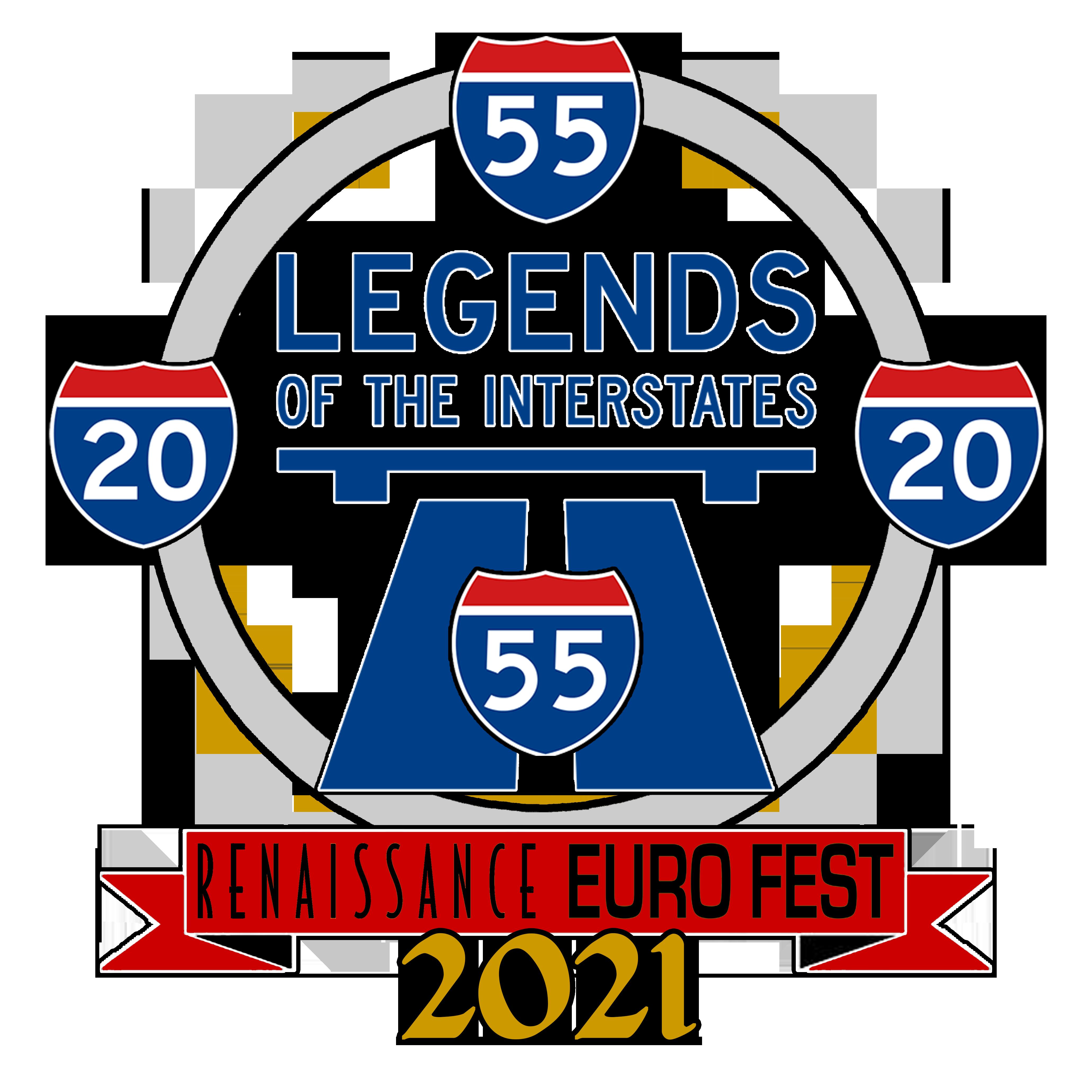 Legends of the Interstate logo